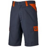 Shorts ED247 grau/orange