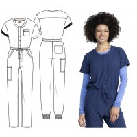 Dickies Jumper Overall