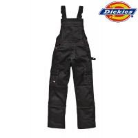 DICKIES Industry300 Latzhose schwarz