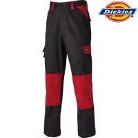 DICKIES Hose rot/schwarz