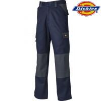 Dickies Hose marine/grau