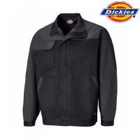 DICKIES Jacke schwarz/grau