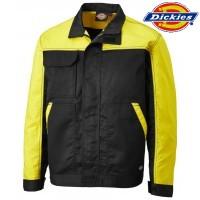 Dickies Jacke gelb/schwarz