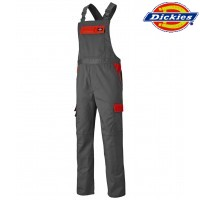 Dickies Latz orange/grau