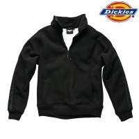 DICKIES Fleece-Pullover schwarz