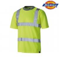 DICKIES Shirt warngelb